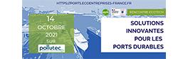Rencontres Solutions innovantes pour les ports durables