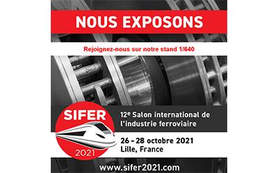 SIFER 2021 : Obtenez votre invitation gratuite !