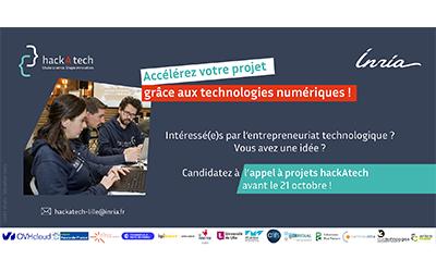 Appel à projets hackAtech 2021